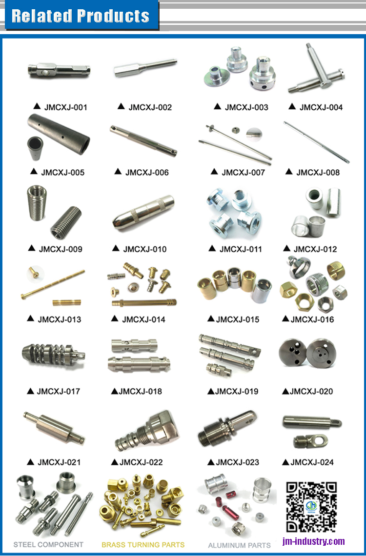 cnc brass lathe machine mechanical precision turned parts