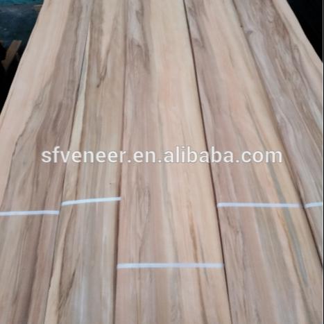 Quartered Red Gum Stripy Satin Walnut Natural Wood Veneer For Furniture Door Hotel Furnishings Architectural Woodworks Buy Satin Walnut Wood