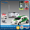 4CH 1:63 1:63 mini rc car, coke can mini rc car