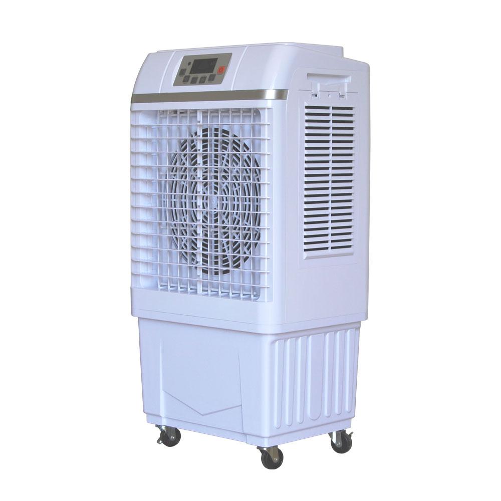 Home appliances electronic mini size portable air conditioner fan best home evaporative air cooler