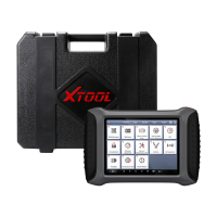Hot sale Car Diagnostic tool XTOOL A80 With Bluetooth/WiFi Full System key Programming/Odometer adjustment
