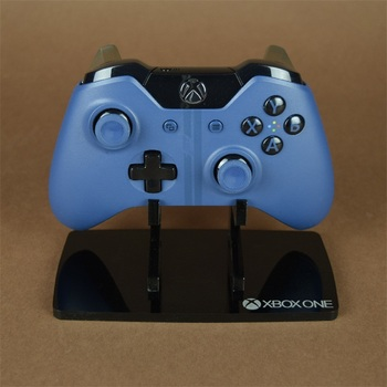 Desktop Plastic Black Acrylic Xbox Controller Display Stand