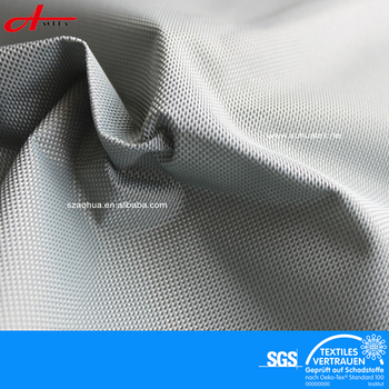 durable nylon oxford waterproof fabric silver coated fabric