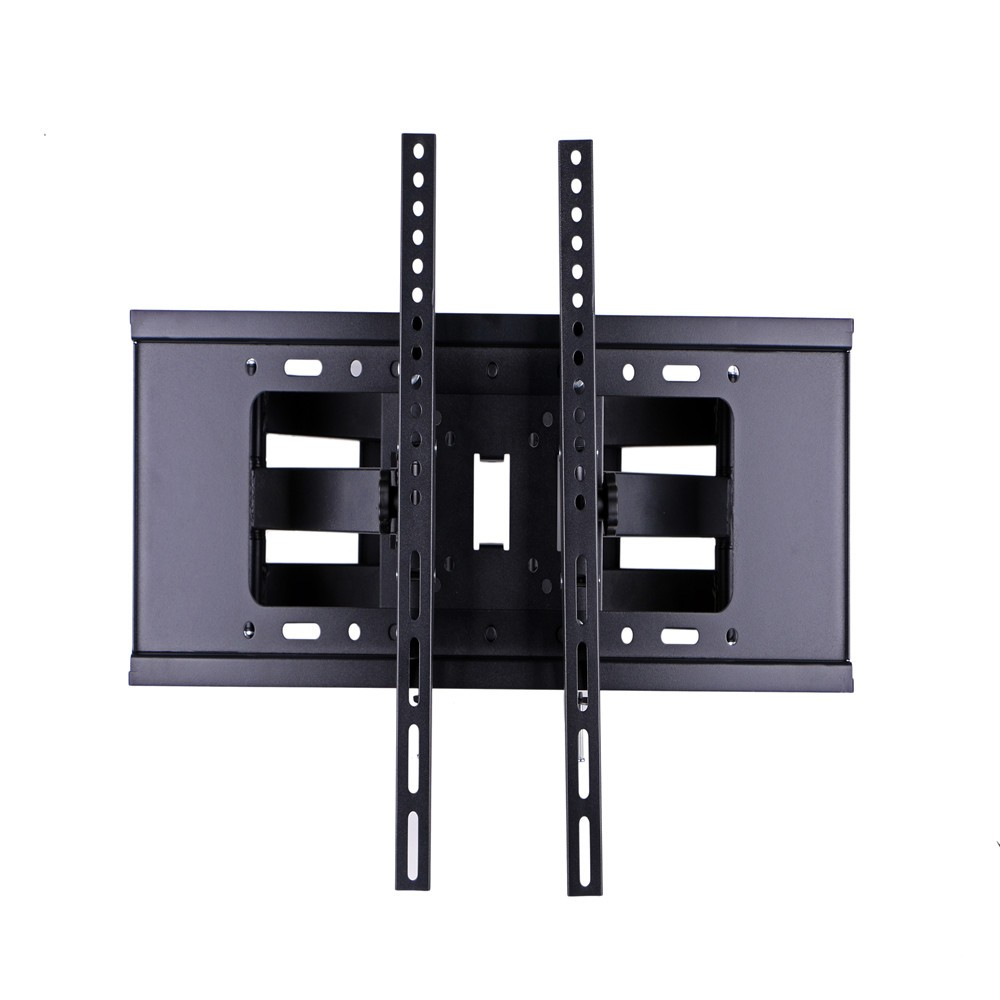 Dual Arms Articulated Full Motion Lcd Tv Wall Mounting Bracket  # Meuble Tv Avec Support