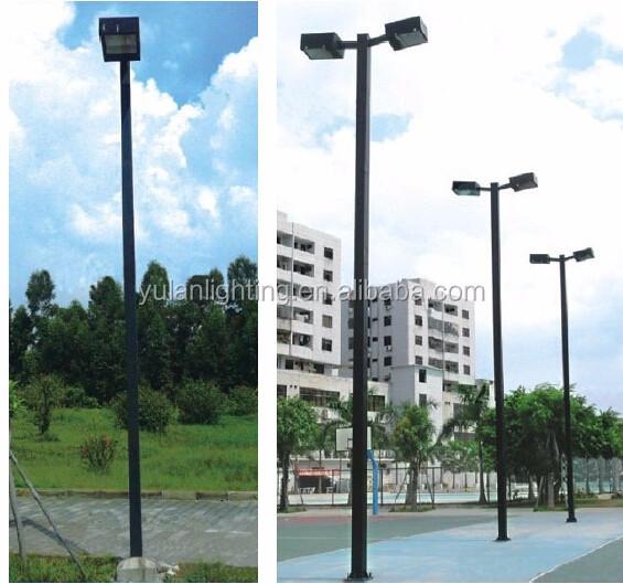 Aço Quadrado Rua Poste De Luz/poste De Iluminação Do