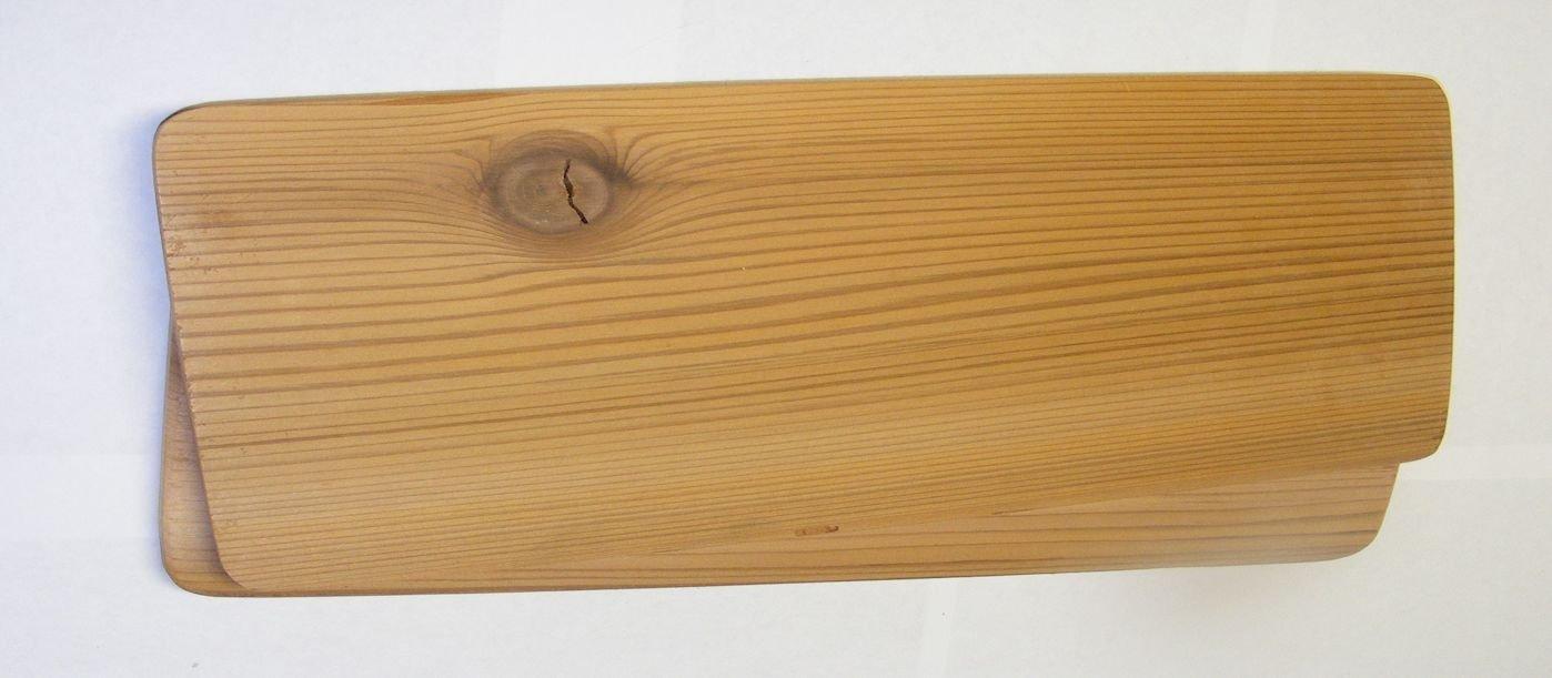 "7.25""x15"" Cedar Grilling Planks (2 Pack) - Organic Western Red Cedar Planks"