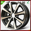 112*5 mm Made in China Quality Assured And Silver, Black or As your request Car Alloy Wheel