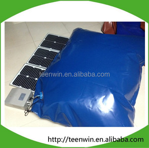 family size small biogas balloon for biogas digester to store biogas