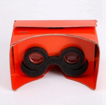 3D VR Box 3D Glasses Virtual Reality Cardboard Viewer