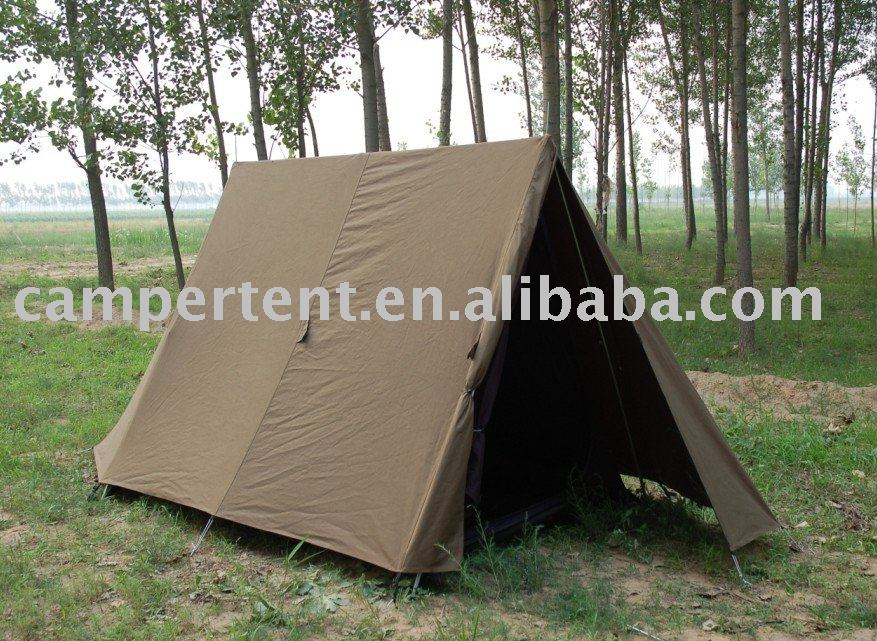 Double Layers Triangle Cotton C&ing Tent - Buy Outdoor C&ing TentFun C& TentC&er Tent Product on Alibaba.com & Double Layers Triangle Cotton Camping Tent - Buy Outdoor Camping ...