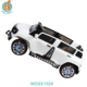 WDSX1528 Hot Selling Electric Cars Made In China, 4 Seater Kids Ride,With 4 Doors Open, Shining Wheels