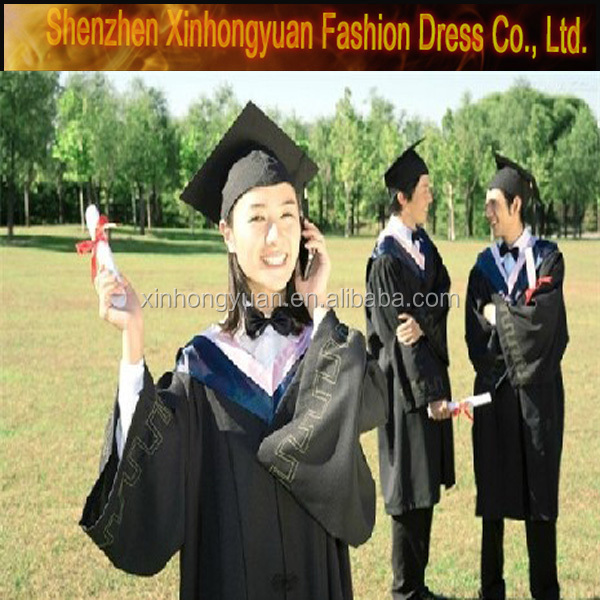 College Baccalaureate Gown Academic Dress Made In China - Buy ...