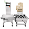 Factory price belt conveyor automatic check weigher