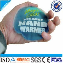 Alibaba Hot Selling Gel Click Heat Pad Hand Warmers