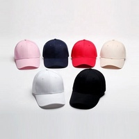 OEM blank cotton good quality own logo sports custom boys 6 panel 5 panel cap
