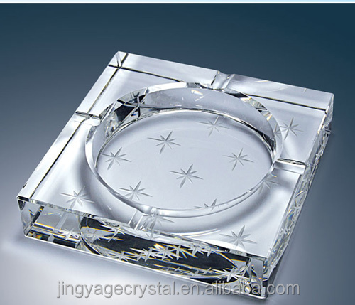 2016 promotional gift crystal ashtray