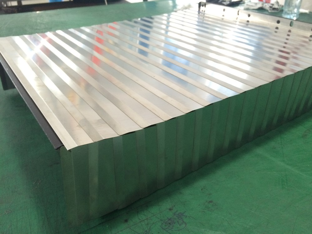 telescoping guard protective covers for CNC Machine