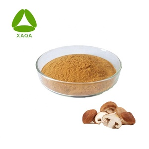 Factory Supply TOP Quality Shiitake Mushroom Extract Powder 10:1 in Competive Price
