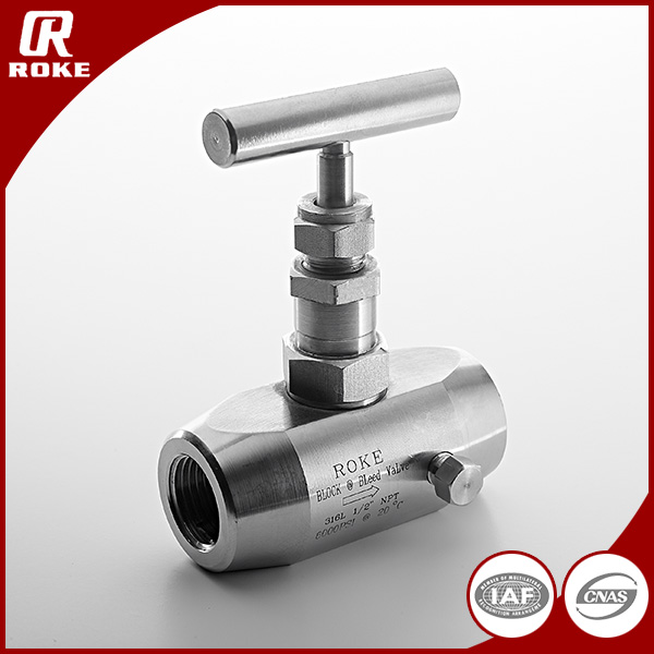 Hot Sale Stainless Steel 1/2 NPT Needle Valve for Canadian Buyer