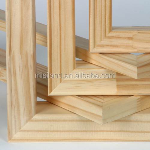diy wooden canvas frame stretched canvas bar - Diy Wooden Picture Frames