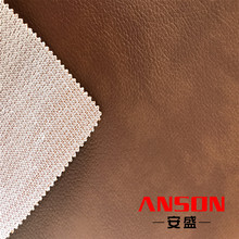 factory raw pvc synthetic leather material prices