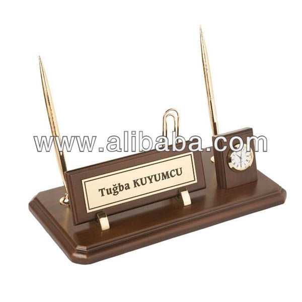 Wooden Desk Name Plates Hostgarcia