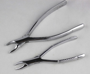 High quality dental tooth extraction forceps