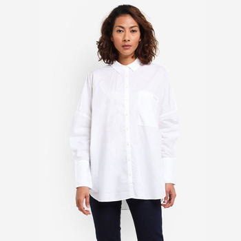 oversized shirt female