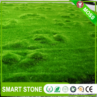 Flower Arrangement Artificial Moss Grass For Decoration