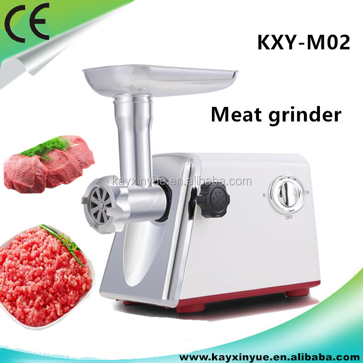 KXY-M02 full intelligent and automatic meat mincer machine