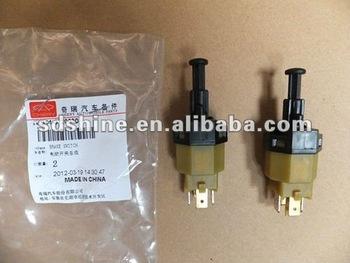 Chery QQ Stop Lamp Switch ,chery Tiggo Braking Light Switch,,auto Car  Stopping