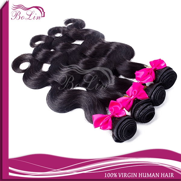 The New Products For 2015 Can Be Washed Dyed Curled Mocha Virgin Brazilian Hair