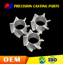 Baida Customized stainless steel casting parts of motorcycle factory price