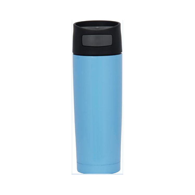 2018 produk baru hot steel sport air botol joyshaker logo logam hot warna berubah mug hot stainless cangkir joyshakers