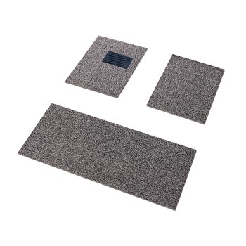 JD-S-007 Pretty foot mat for car universal Comfortable anti slip odorless pvc wire coil car floor mats customized