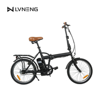 Foldable Bike Folding Electric Bicycle