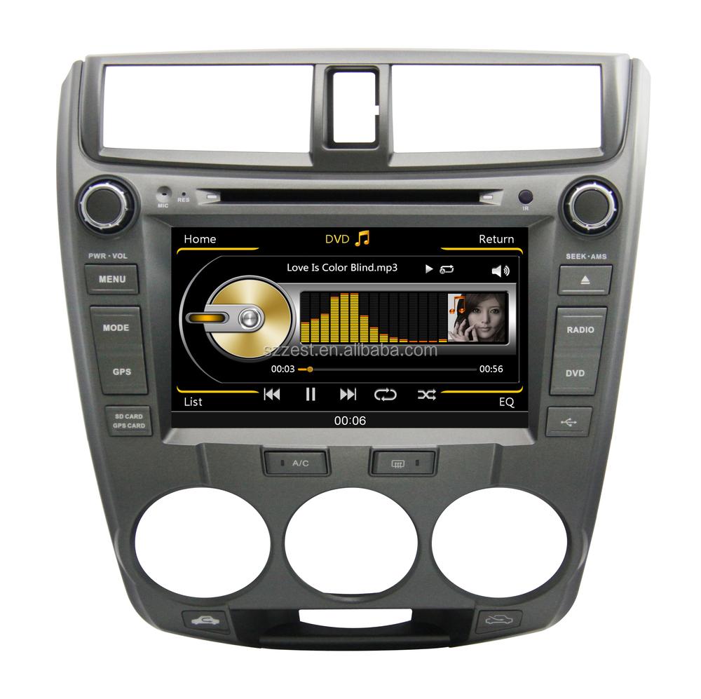 ZESTECH 7 Inch Double Din Car Audio System For Honda City Car Accessories  Car Audio For