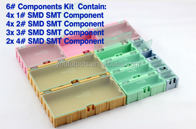Wholesale Household multi-function multi-colors Portable Removable electronic Component storage box-6  sc 1 st  Wholesale Alibaba & Wholesale Household Multi-function Multi-colors Portable Removable ...