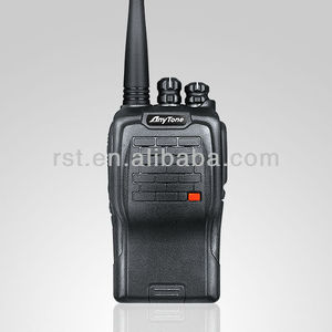 AT-289 walkie talkie with FCC,RoHS&CE approval long range radio