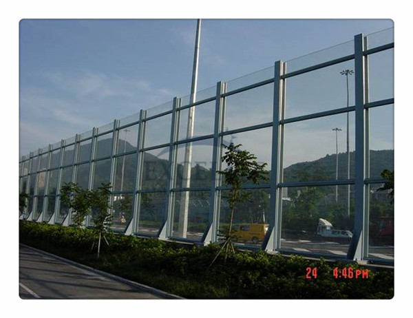 Noise Protection Wall Polycarbonate Sheet For Highway