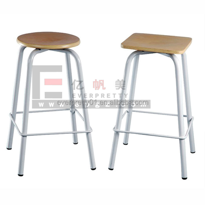 School Stool Chair Round Lab Stool Chair Biology Lab Furniture