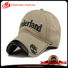 Wholesale 6 panel unstructured men baseball cap with embroidery logo,golf sports caps