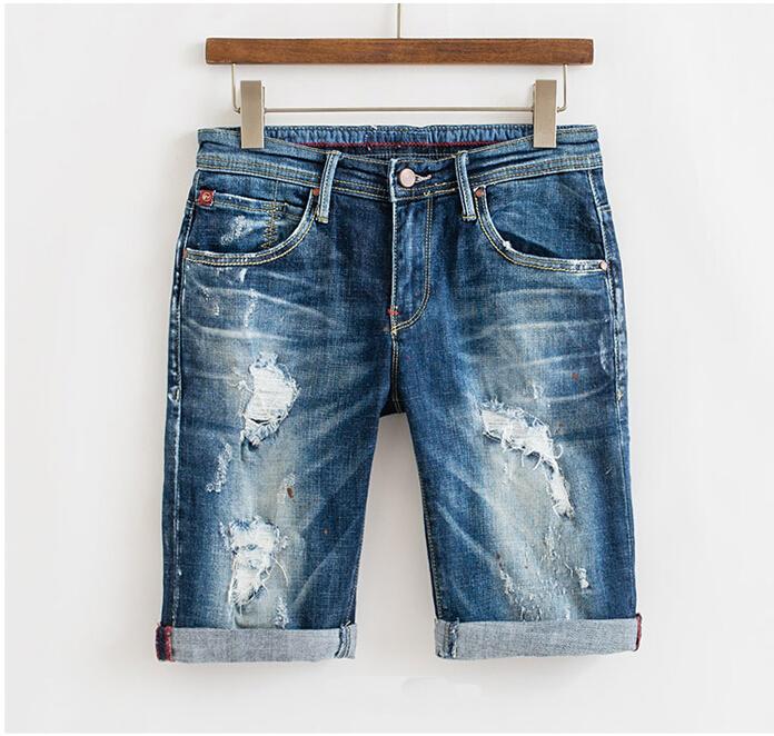 5add4d59ecc32 Últimas short Denim jeans pantalones para hombre moda europea al por mayor  profesional fabricante de pantalones