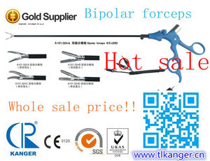 surgical medical reusable bipolar forceps &laparoscopic bipolar forceps&Medical Forceps Suppliers Tweezers Medical