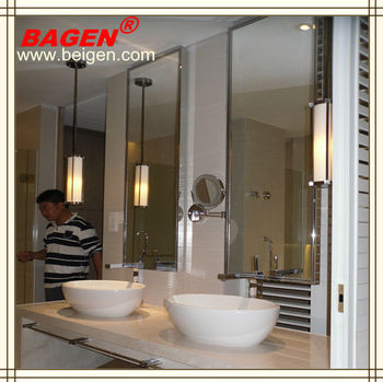 Sanitary Ware High Quality Framed Mirror Bathroom Mirror Decorative Mirrors Made In China Buy Framed Mirror Bathroom Mirror Frame Framed Bathroom Silver Mirror Product On Alibaba Com