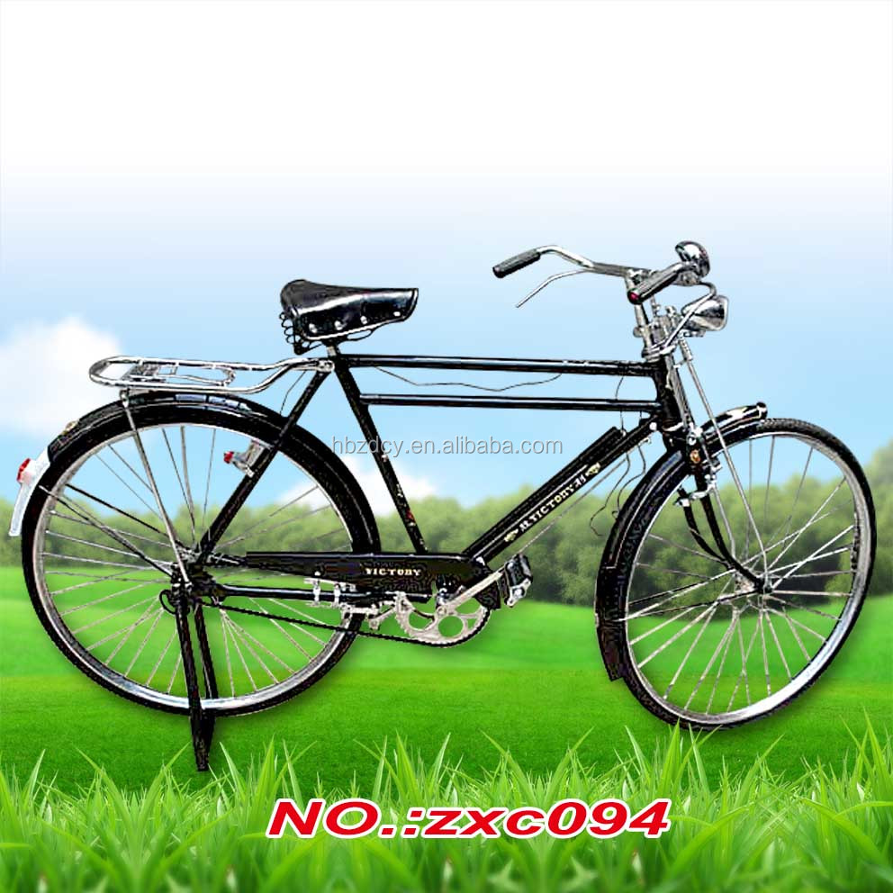 28 inch bicycles ordinary adult bicycles cargo bike old model bicycles