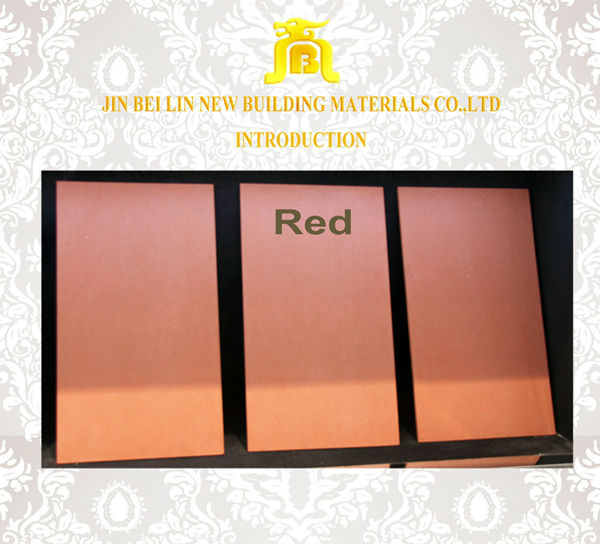 Fiber Cement Sheet Wall Decoration
