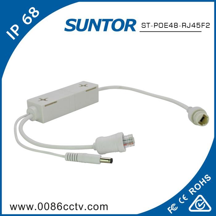 Multi Functional Dc Rca Bnc Waterproof Connector Sheath For Cctv ...