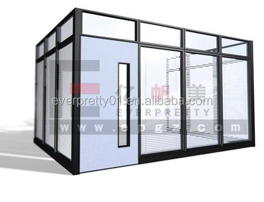 Movable Wooden Acoustic Soundproof Office Partition High Partition ...