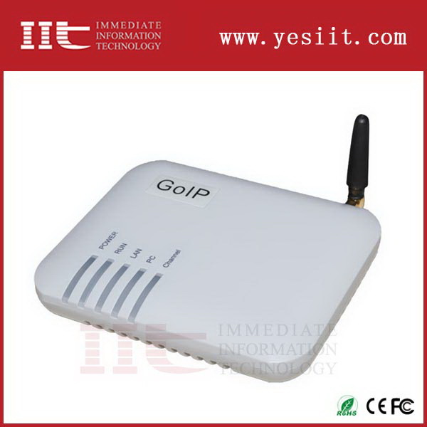 Excellent quality hot selling 1 fxo port voip gateway